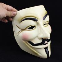 Hot Sales! Top Popular Hip-hop Dancing Performances Masks V halloween Mask Vendetta Party mask, Free & Drop Shipping