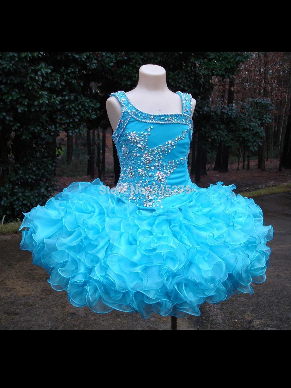 Детское платье ToBeBridal pageant 2 . WF9911