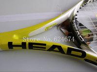 Top Quality Head MicroGEL Extreme Pro L3 Tennis Racket/Racquet Ivan Ljubicic Tennis Racket/Racquet Grip: 4 1/4 0r 4 3/8