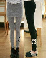 New 2014 Pants For Women Fashion Brand 100% Combed Cotton Fabric Legging Pants Women Free Shipping 091