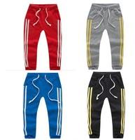 2014 NEW ARRIVE free shipping 5pcs/lot children wear trousers winter pants kids long pants for boys girls children clothing