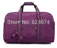 HOT!Free Shipping 2014 New Brand Men Womens Travel Bag Duffle Bags Luggage Handbags KIP Nylon Multi-function Sports Bag
