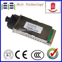 5pc DHL Free  X2-10G-LR 1310nm 10m DDMI X2 Optical Transceiver