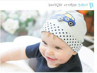 2014 New Male and female baby cute cartoon kids pullover hat cap spring and summer #00M BM003