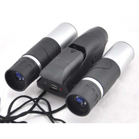 2014 Newest Telescope With Digital Camera 1.3MP 10x25 Zoom Digital Binoculars Telescope Camera  Video Recorder Camcorder DV