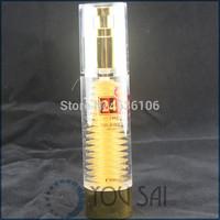 korea ingredient high quality of 24k active golden essence for moisturizing emulsion  60g