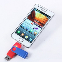 Full Size Dual OTG Micro USB Flash Drive 8GB 16GB 32GB 64GB USB2.0 OTG external storage For Samsung Sony HTC One