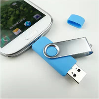 2014 New Retail OTG micro usb Smart Phone USB Flash Drives thumb pendrive memory stick u disk for Android mobile phone8G 16G 32G