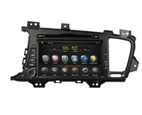 Capacitive multi-touch Android 4.2.2 A9 dual-core  Nand  8GB  1.6GHz  car dvd player for kia K5 OPTIMA  2011-2012