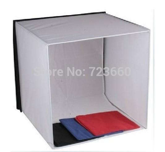 Softbox Cube Box 60 x 60cm photo light tent Backdrops Free Shipping