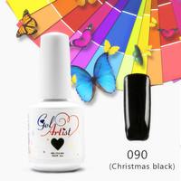 12pcs hot sales Gelartist  551 Colors Soak Off Nail Polish  DHL free shipping (10colors+1top coat +1base coat) fantastic  nail