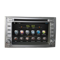 Capacitive multi-touch Android 4.2.2 A9 dual-core  Nand  8GB  1.6GHz  car dvd player fit for Hyundai H1 2011-2012