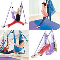 Hot Hammock Yoga Strap Inversion Sling Yoga Swing Aerial Yoga Swing Deluxe Aerial Yoga Hammock Pants for Women & Men