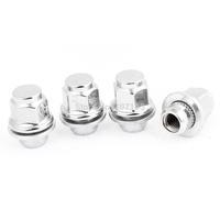 4pcs 12mm Female Thread 21mm Hex Width Wheel Lug Nuts Screw for Toyota