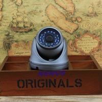 Dome waterproof 1080P ONVIF protocol HD Network IP Camera pixels 1920*1080 Surveillance Cameras 3.6MM H.264 All metal mini