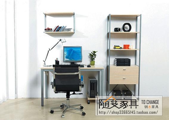 Achetez en gros ordinateur de bureau avec biblioth que en for Meuble d ordinateur bureau en gros