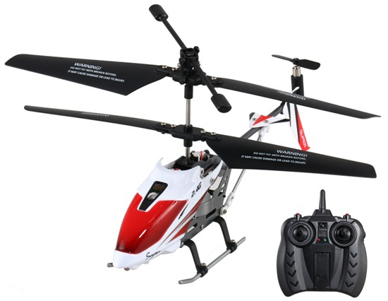 Xinlin X-126 3.5-Channel 2.4GHz Remote Control RC Helicopter with Gyroscope(China (Mainland))