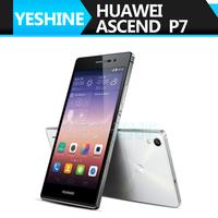 5inch FHD Screen Huawei Ascend P7 Kirin 910 Quad Core 1.8GHz 8MP+13MP Dual Cameras 4G LTE Mobile Phone