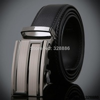 Free shipping 2014 belt buckle leather  belts belt men's business lengthen belt