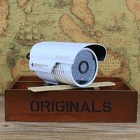 security camera KENVS CCTV IP CAMERA 1280*960P Bullet IP Camera ONVIF  Waterproof Outdoor IR CUT Night Vision P2P video camera