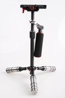 New arrival Carbon fiber handheld mini stabilizer V1 for DV, Camera, DSLR, Camecorder