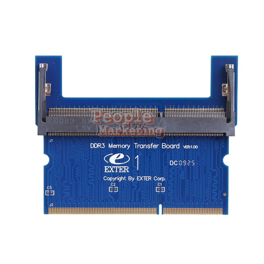 Laptop DDR III Memory Test Protector Riser Card Professional P4PM(China (Mainland))