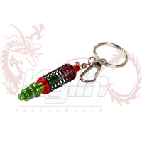 KYLIN STORE  - TEIN Damper JDM KEY RINGS Chain For Civic Si WRX Accord