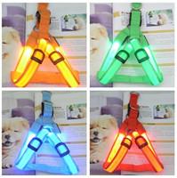 1 pcs Light dog collars and dog chain leads pet product animal chain, Lighting dog supplies