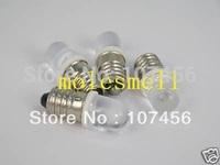 Free shipping 5pcs warm white E10 3V Led Bulb Light Lamp for LIONEL 1447