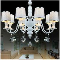 2014 NEW arrived LED crystal chandeliers Candle light modern lamps Kitchen Art home Deco lights Auxiliary light 110V/220V JD9103