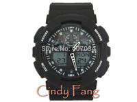 TOP 2104 Guarantee relogio G watch, GMT digital watch LED military shock resistant wristwatch, army men women dress watches