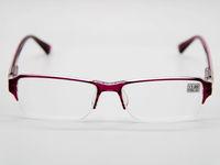 Women's Reading Glasses Wine Red Frame Readers 1.0 1.25 1.5 1.75 2.0 - 3.5 4.0