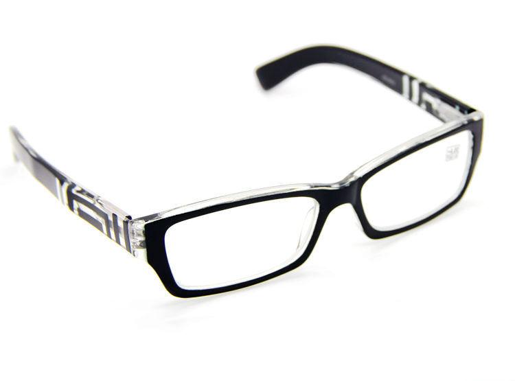 s reading glasses fashion black frame readers 1 0 1 25