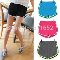 Free shipping 2014 New summer fashion women sport pants casual big size beach shorts