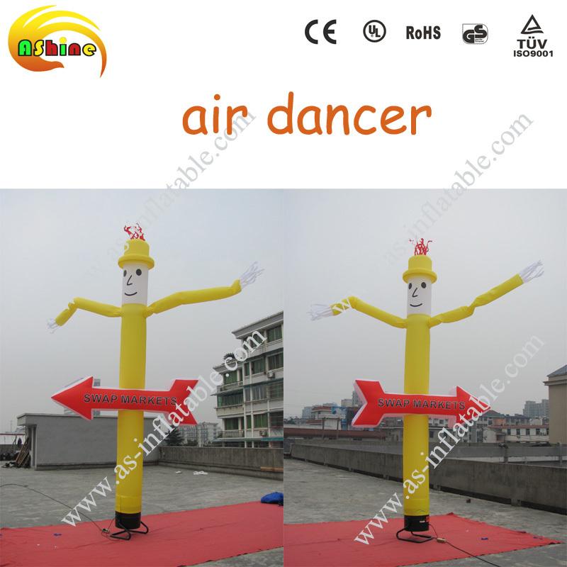 advertising inflatable air dancer sky tube sky dancer(China (Mainland))