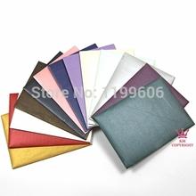 Pocket Invitation Pocket Folder for Wedding Invitation (Set of 25) more colors(China (Mainland))