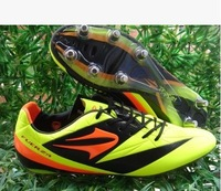 Free Shipping,2014 European Cup men's brand soccer shoes,football shoes,new style soccer boots!18 colors EUR Size 40-46