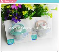 2014 Promotion Rushed Freeshipping Chupeta Nuk Avent Pacifier Placarders Than The Baby Nipple Newborn Silica Gel Sleep Bq-1053