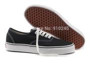 Dropshopping fashion 2014 NEW Men women white black blue Low Canvas Shoes Casual Breathable Sneakers for men plus size 35-45
