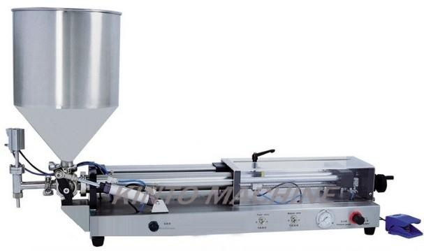 Полуавтоматический начинкой оборудование из нержавеющей стали
