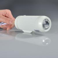 940nm 90 Degree White  LED Barrel Light Source IR Illuminator 10M Invisbile Infrared for CCTV Camera