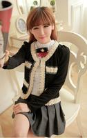 New Long Sleeve Suits small Jacket Fashion women coat jacket women clothes suit shawl cardigan Plus size ,