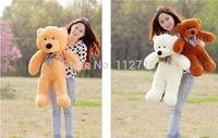 "Giant 40cm Big Cute White Plush Teddy Bear Huge Soft 15.75"" Cotton Toy"