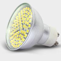 5W LED Spotlight  80pcs LED Beads SMD 3528 Spot Light  Led  Energy Saving Lamps AC 220-240V