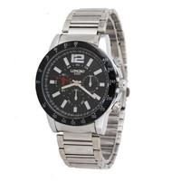 Hot Fashion Jewelry Brand Suppliers Promotions New Casual Business Luxury Sport Waterproof Men Steel Quartz Watch LONGBO-8350