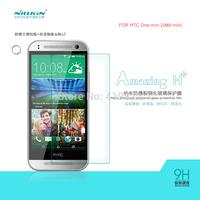 NILLKIN Amazing H Nanometer Anti-Explosion Tempered Glass Screen Protector For HTC One mini 2(M8 mini) ,MOQ:1PCS