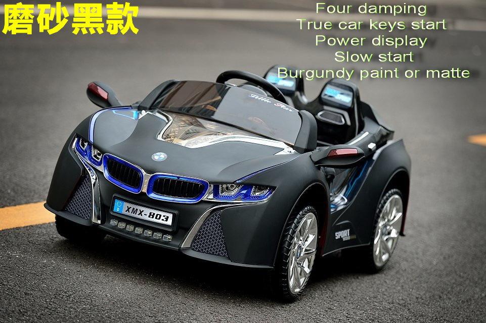 new electric car four wheel children baby toy car remote control car