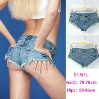 NEW 2014 Summer Women jeans Shorts Korean Fashion Hole Hips Cotton low waist Cotton Female sexy Denim Shorts Jeans free shipping