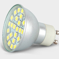 10xNew LED Spotlight Bulb MR16 GU10 4W 3000K Warm White Light Energy Saving AC 220V