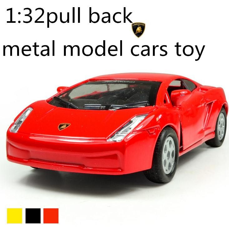 Classic toys! 1:32pull back high-quality metal model cars toy,best gifts for children,worth buying,free shipping(China (Mainland))